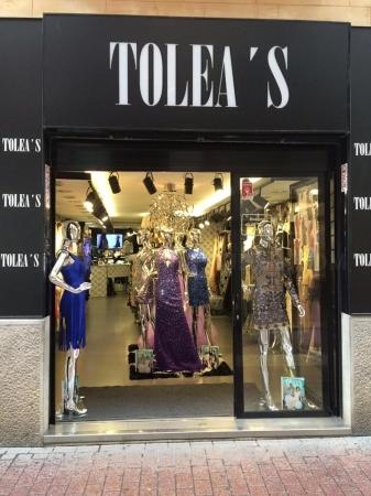 Tienda en Barcelona