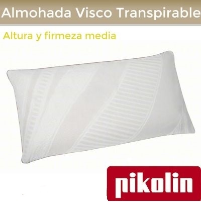 Destacado Almohada visco - viscoelastica PIKOLIN