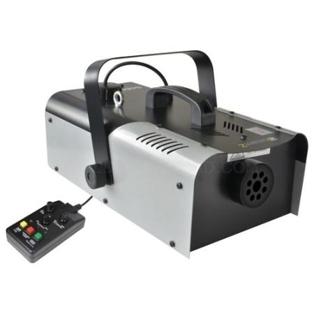BEAMZ Maquina de humo con temporizador 1200W
