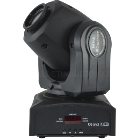 Pro Light LT LED 10 W SPOT Cabeza Movil