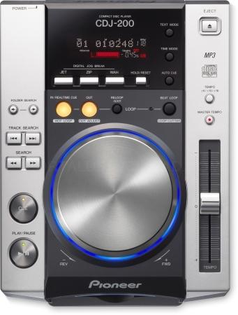 Pioneer CDJ-200 Reproductor Profesional