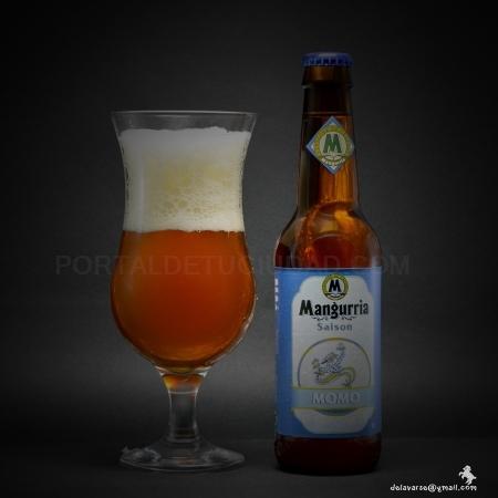 Cerveza Artesana MOMO, Saison