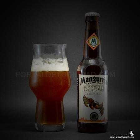 Cerveza Artesana BOBÁH, Bellota Pilsen
