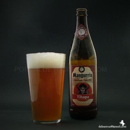Cerveza Artesana YIHAPA, American Ipa
