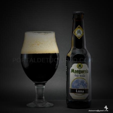 Cerveza Artesana LUNA, Dry Stout