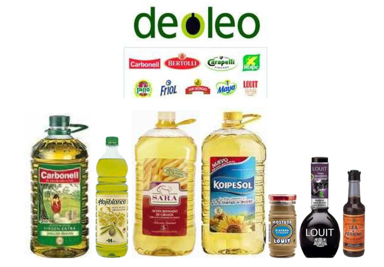 Distribución de aceites en Palencia