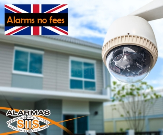 Alarms no fees in Vega Baja