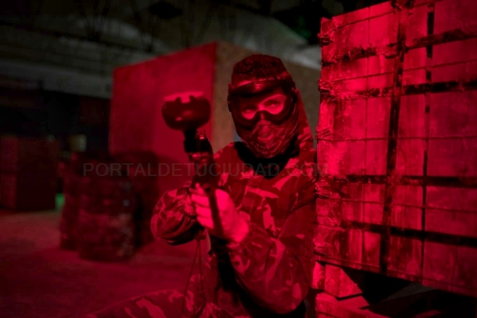 Paintball en Burgos