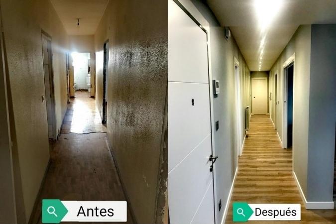 Reformas de pisos en Palencia