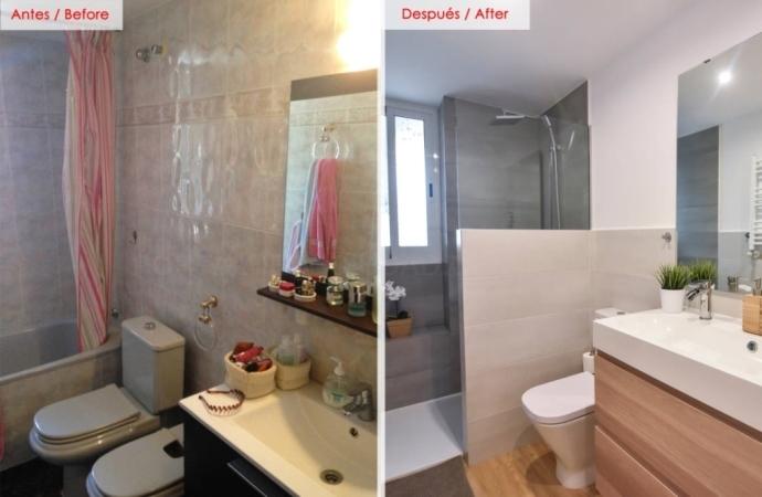 Cambios de bañera por plato de ducha Palencia