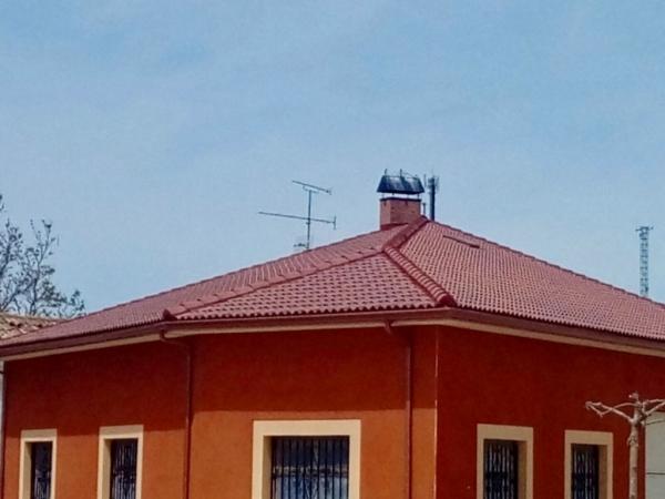 Tejados en Palencia