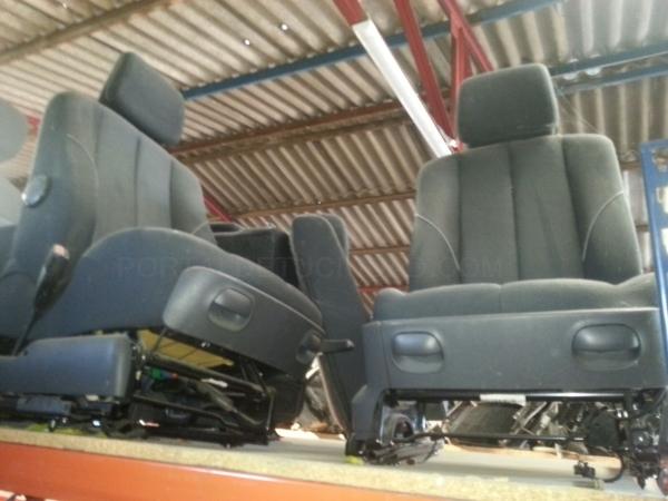 asientos segunda mano palencia
