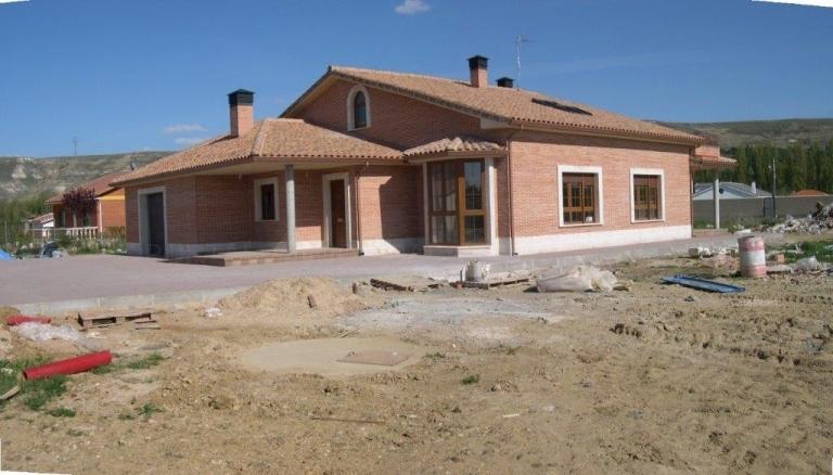 Construcciones de Viviendas en Palencia