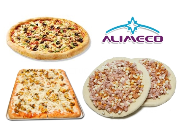 Distribuidor de pizzas congeladas Torrevieja