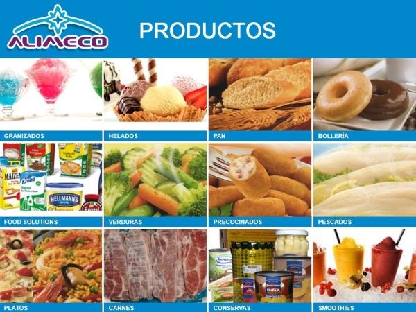 Alimentos congelados Torrevieja Guardamar
