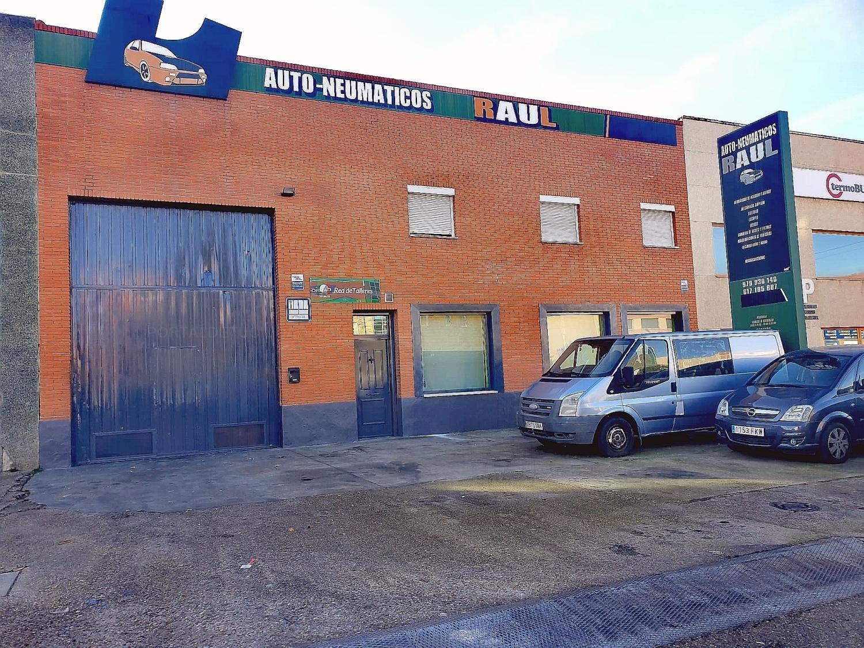 Taller mecánico en Palencia