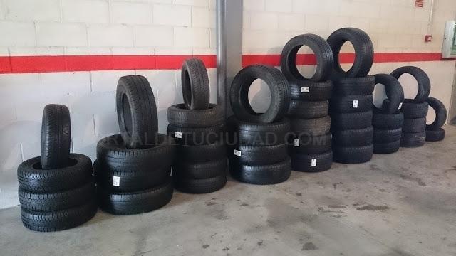 Ofertas de neumáticos en Palencia