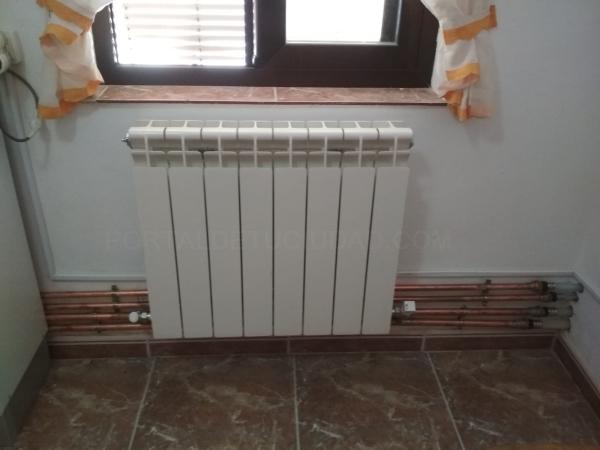 Instalación de radiadores Palencia