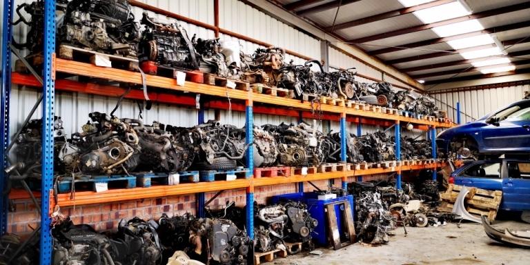 Motores en Palencia