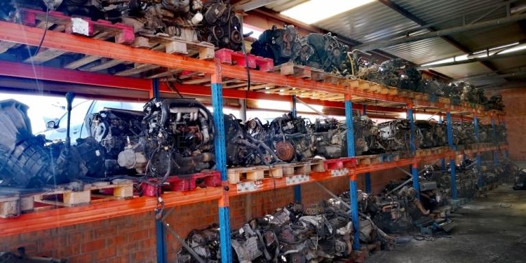motores desguace palencia