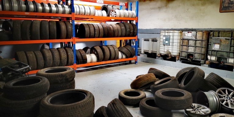 Neumáticos de segunda mano en Palencia