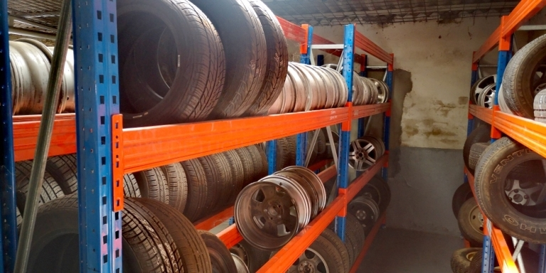 Neumáticos desguaces en Palencia