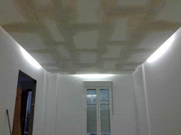 Instalación de techos en Palencia