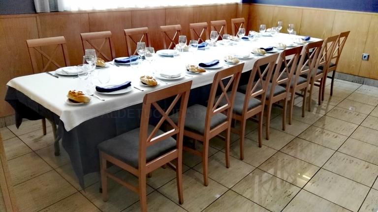 Menús Celebración en Palencia.