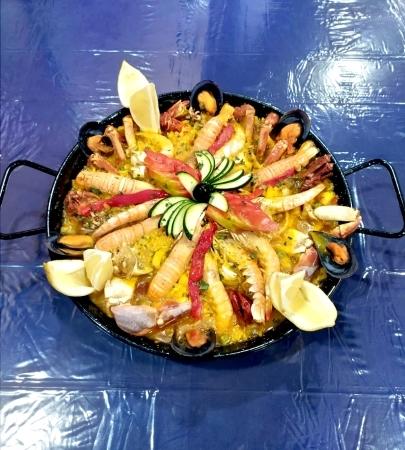 Comida para llevar en Palencia