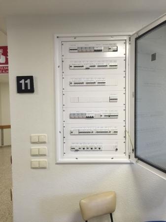 Cuadros eléctricos domésticos en Palencia