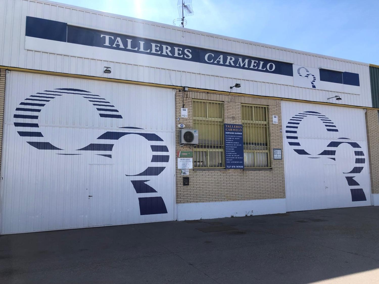 Taller multimarca en Palencia