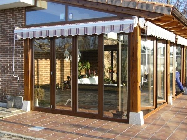 Cerramientos de porches en Palencia