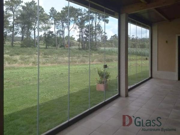 Cortinas de cristal en Palencia