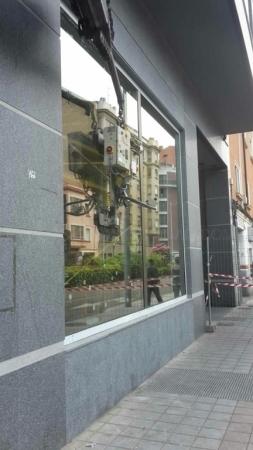 Instalaciones comerciales en Palencia