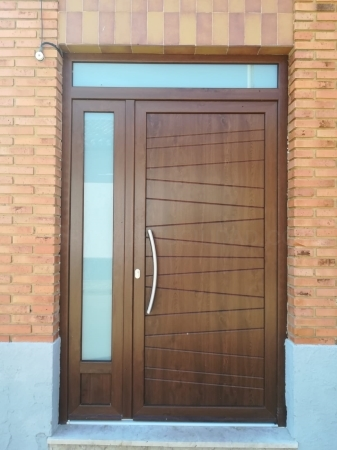 Puertas en Palencia
