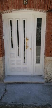 Puertas de entrada en Palencia