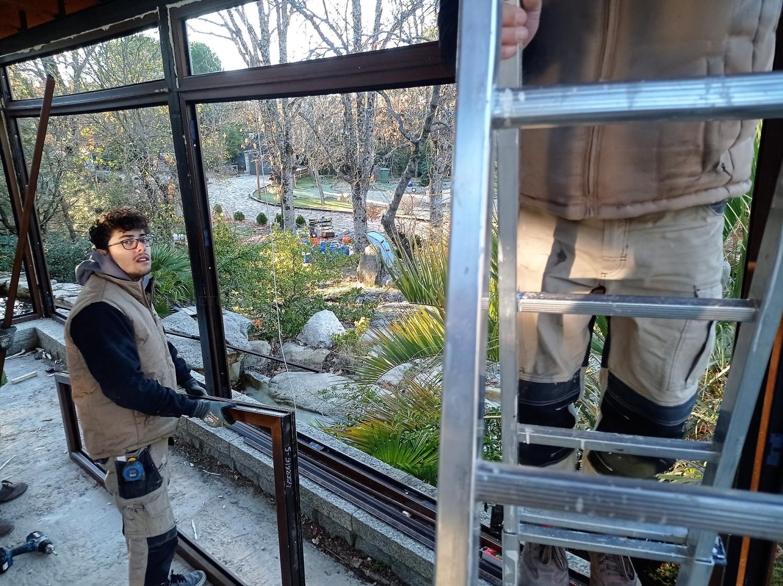 Instalacion de ventanas de pvc en Palencia