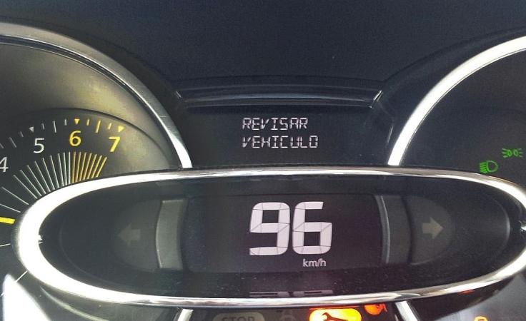 Luz avería en vehículos en Palencia
