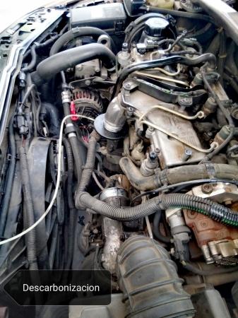 Descarbonización motores Palencia