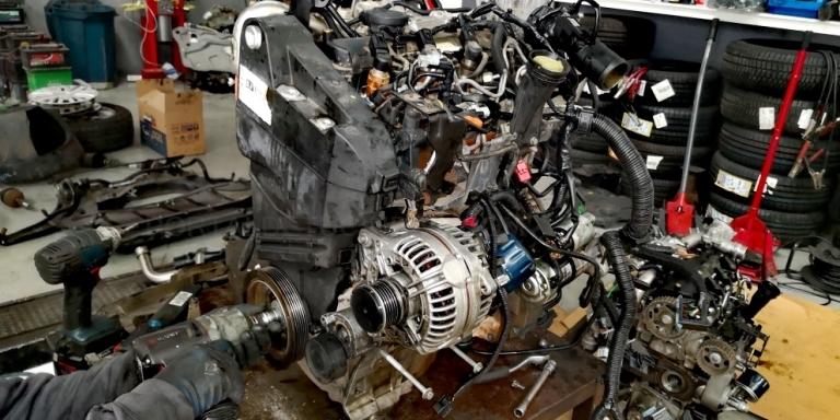 Reparación de motores en Palencia