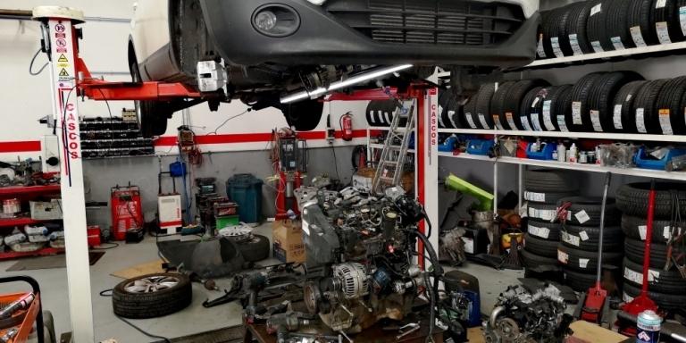 Reparación de motores en Palencia Imagen 2