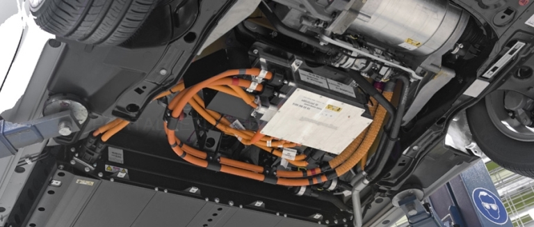 Taller de vehículos eléctricos en Palencia