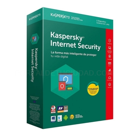 Antivirus Kaspersky Internet Security OEM