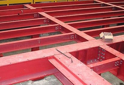 Destacado Estructuras Metálicas Atornilladas Palencia