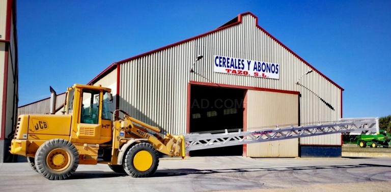 Empujadoras de Cereales en Palencia