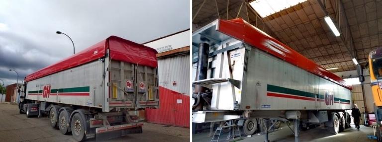 Fabricación de toldos correderos en Palencia