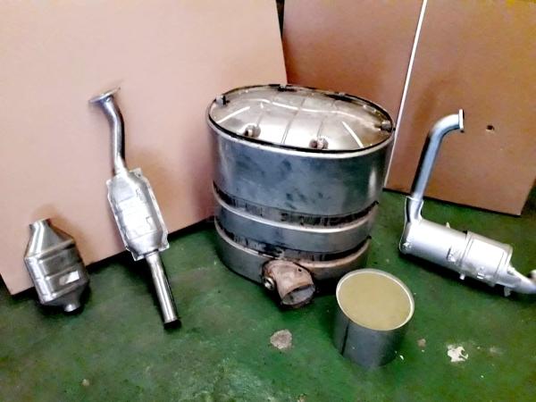 Reparacion filtro de particulas Palencia