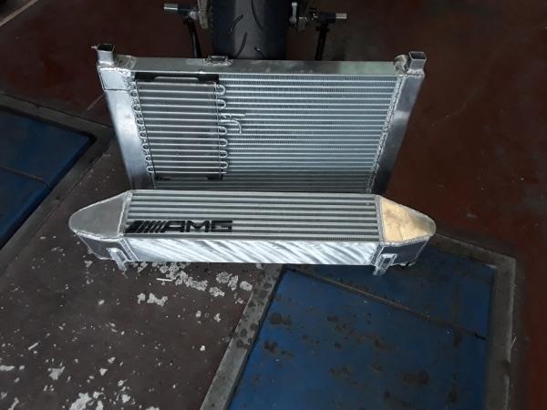 Fabricación de radiadores a medida Palencia