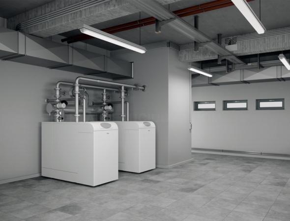 Mantenimiento de salas de calderas