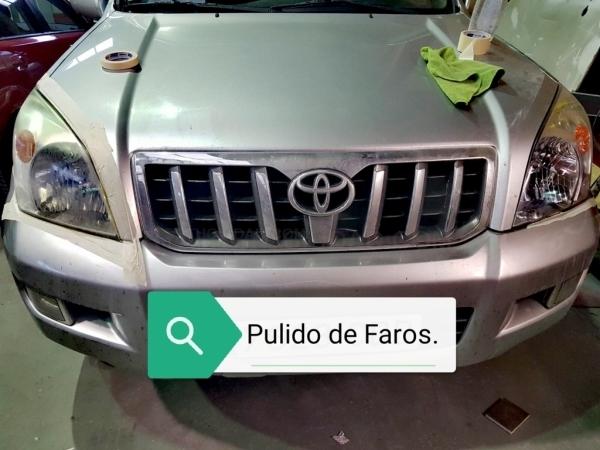 Pulido de Faros en Palencia Imagen 2